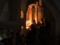 Grabeskirche Kerzen
