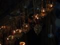 Mönche Kerze