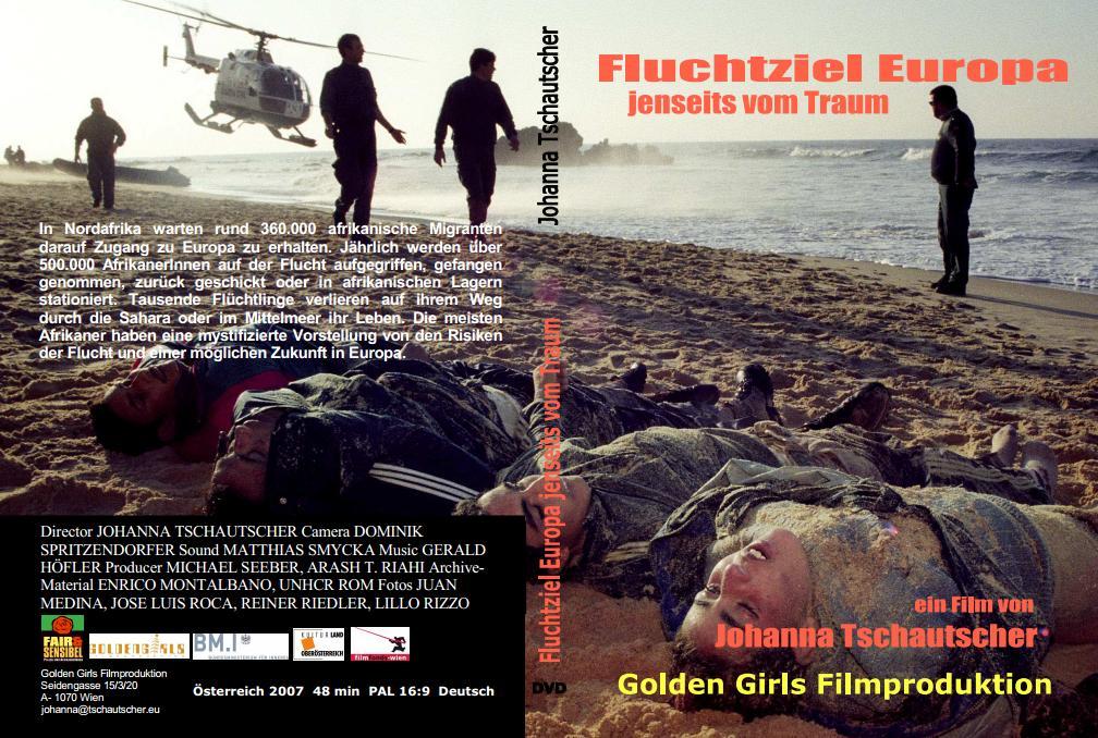 Flucht ziel Europa cover homepage