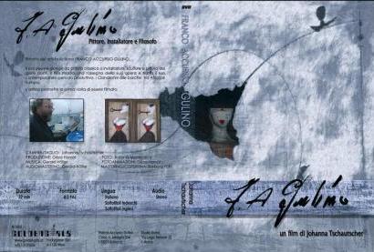 H Copertina della DVD