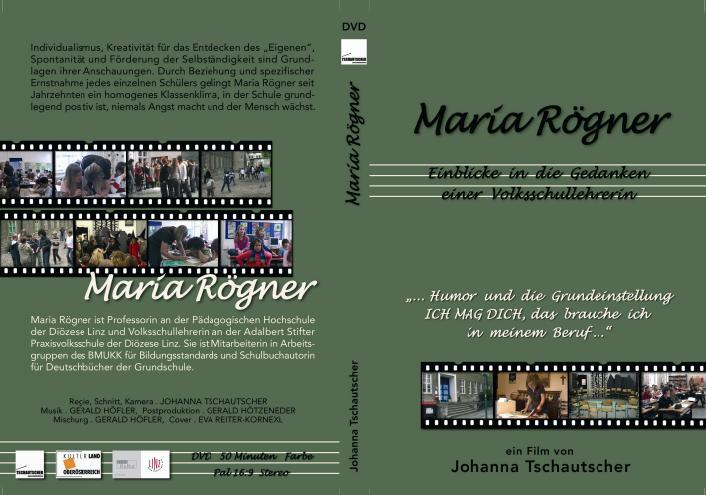 Maria Rögner homepage