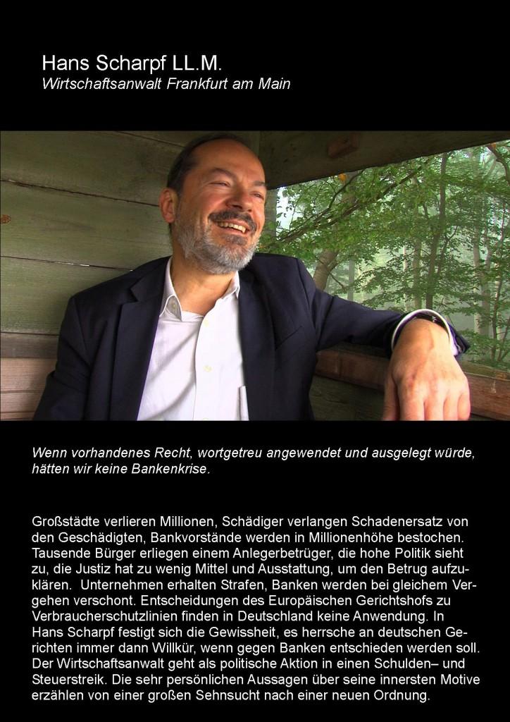 Hans Scharpf Inhalt