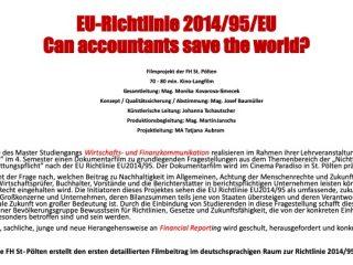 EU Richtlinie 2014/95/EU